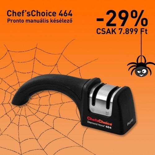 Halloween ajánlat: Chef'sChoice 464 késélező