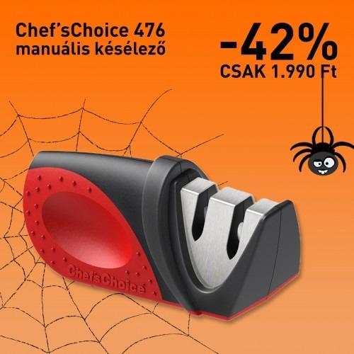 Halloween ajánlat: Chef'sChoice 476 késélező
